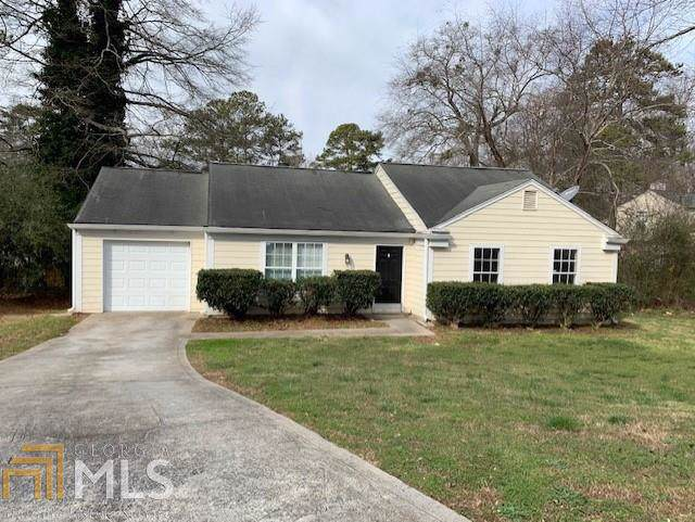 1217 Lakeview Xing, Stone Mountain, GA 30088 (MLS #8724460) :: Buffington Real Estate Group