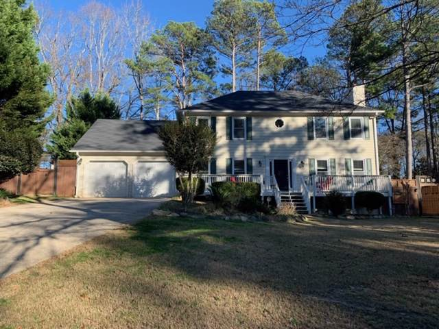 4353 Deer Ridge Ct, Lilburn, GA 30047 (MLS #8724482) :: Buffington Real Estate Group