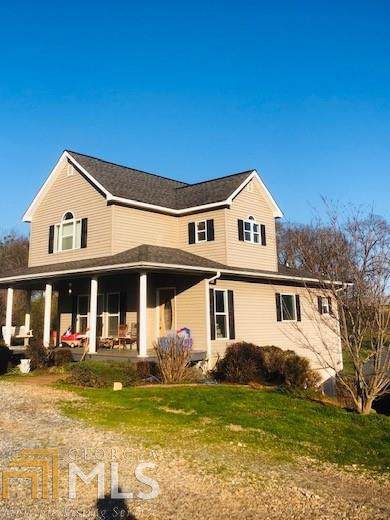 672 Union Hill Rd, Homer, GA 30547 (MLS #8725560) :: Buffington Real Estate Group