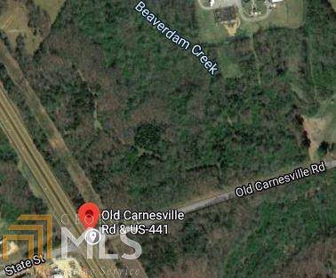 0 Old Carnesville Road @ Hwy 441 & Hwy, Commerce, GA 30529 (MLS #8725646) :: Buffington Real Estate Group