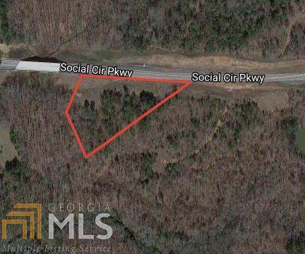 0 Thurman Baccus Rd Tract 1, Social Circle, GA 30025 (MLS #8725648) :: Buffington Real Estate Group