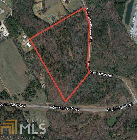 0 Thurman Baccus Rd Tract 3, Social Circle, GA 30025 (MLS #8725649) :: Buffington Real Estate Group