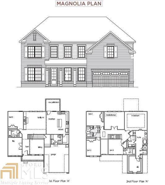 3146 Oxford Mill Lane, Buford, GA 30519 (MLS #8726988) :: John Foster - Your Community Realtor