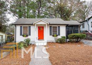 2279 NW Carver Drive, Atlanta, GA 30314 (MLS #8727183) :: Crown Realty Group