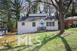 2074 Dellwood Pl, Decatur, GA 30032 (MLS #8727751) :: RE/MAX Eagle Creek Realty