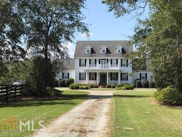 124 Mooring Rd, Hawkinsville, GA 31036 (MLS #8729513) :: Buffington Real Estate Group