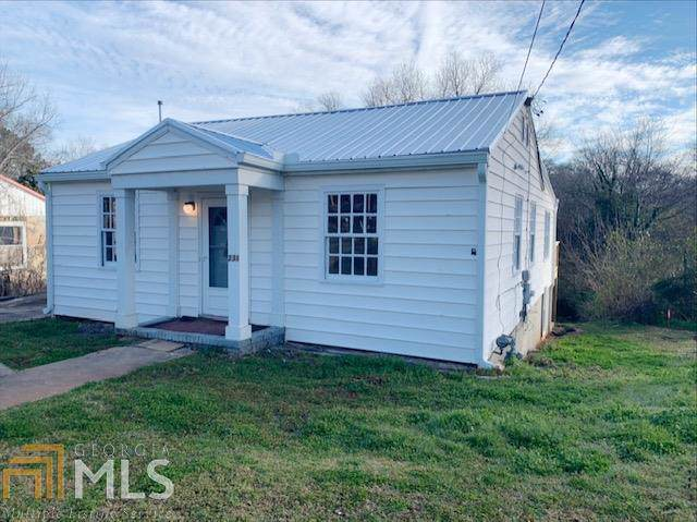 231 Magnolia St, Athens, GA 30606 (MLS #8729940) :: Military Realty