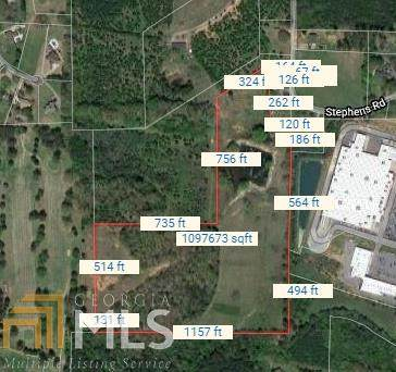0 Stephens Road, Cedartown, GA 30125 (MLS #8731168) :: Tim Stout and Associates