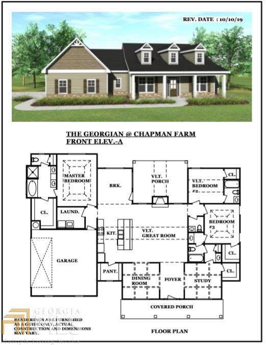 129 Chapman Farm Rd - Photo 1
