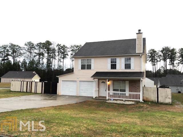 67 Old Rountree, Riverdale, GA 30274 (MLS #8732721) :: Military Realty