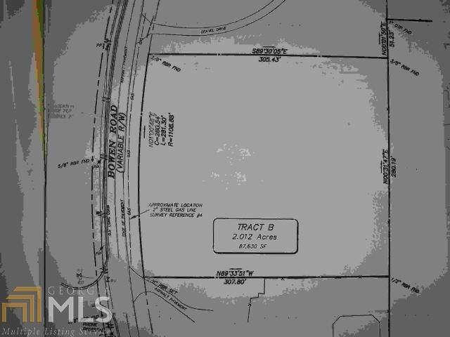 0 Bowen Rd #118, Roswell, GA 30075 (MLS #8733382) :: Rettro Group