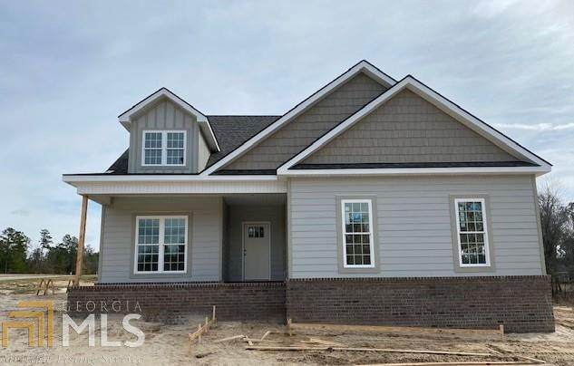 110 Brighton Way, Statesboro, GA 30461 (MLS #8735393) :: Rettro Group