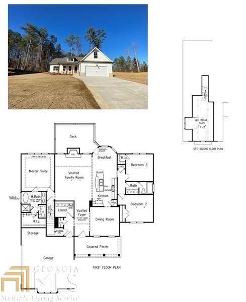 115 Stonedell Dr, Dallas, GA 30157 (MLS #8736166) :: Buffington Real Estate Group