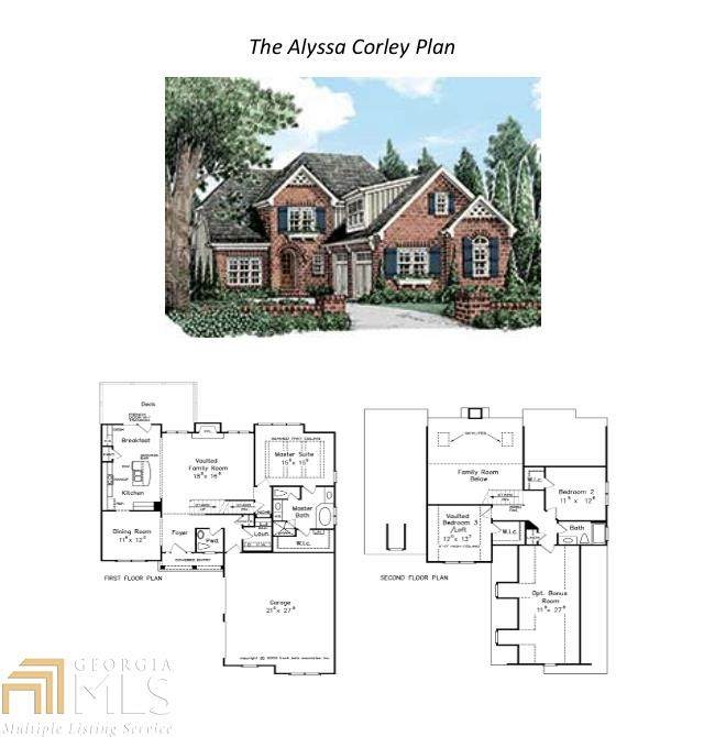 230 Alcovy Reserve Way, Covington, GA 30014 (MLS #8736258) :: Buffington Real Estate Group