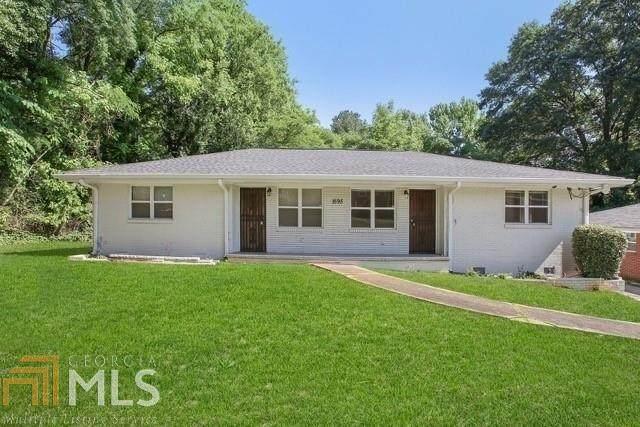 1595 Carlisle Street Nw, Atlanta, GA 30318 (MLS #8736791) :: Buffington Real Estate Group