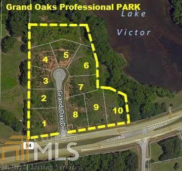 105 Grand Oak Drive, Fayetteville, GA 30214 (MLS #8736801) :: Athens Georgia Homes