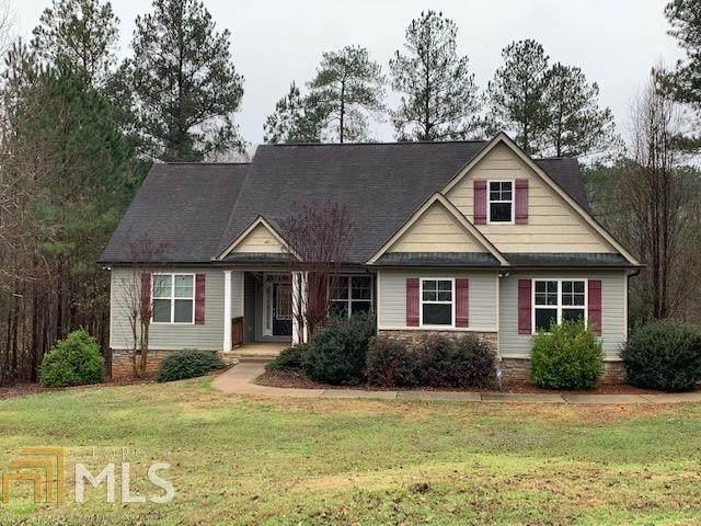 207 Lake Chase, Griffin, GA 30224 (MLS #8737460) :: Buffington Real Estate Group