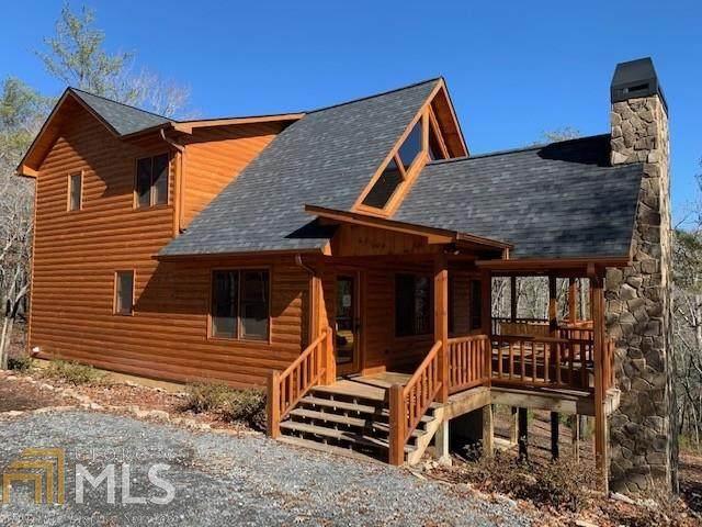158 Ridge Brook Trl, Morganton, GA 30560 (MLS #8737482) :: Buffington Real Estate Group