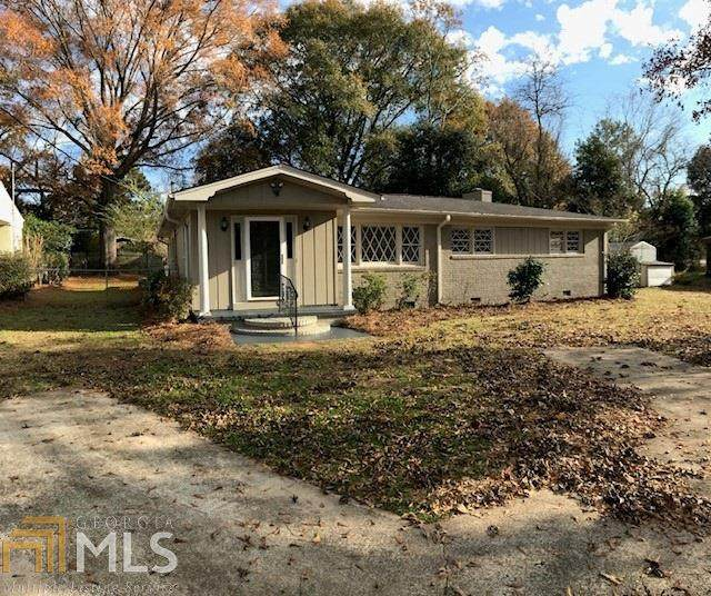 2545 Barnett Shoals Road, Athens, GA 30605 (MLS #8737590) :: Military Realty
