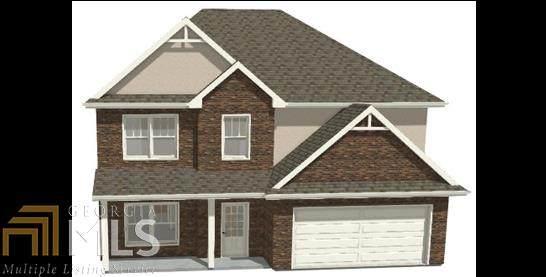 682 Muscadine Lot# 5 #05, Jonesboro, GA 30238 (MLS #8737949) :: Buffington Real Estate Group