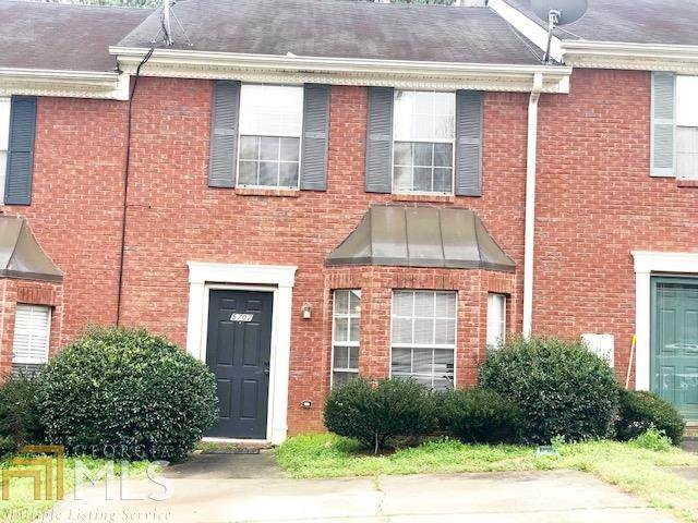 5707 Windfall Ln, Lithonia, GA 30058 (MLS #8738076) :: Buffington Real Estate Group