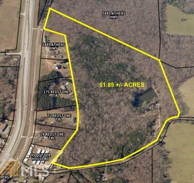 291 Potter House Rd, Jefferson, GA 30549 (MLS #8738198) :: Bonds Realty Group Keller Williams Realty - Atlanta Partners