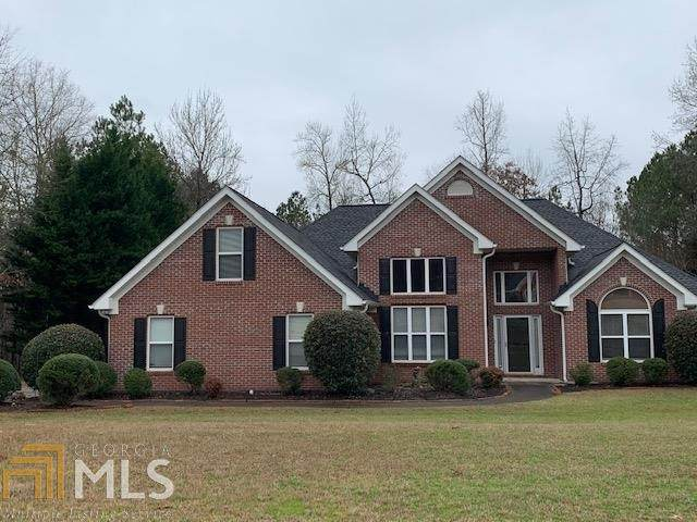 395 Brook Hollow Drive, Mcdonough, GA 30252 (MLS #8739302) :: Athens Georgia Homes