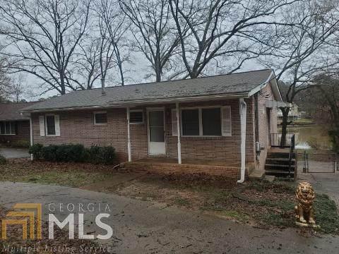 314 Lakeshore Dr, Stockbridge, GA 30281 (MLS #8739403) :: BHGRE Metro Brokers