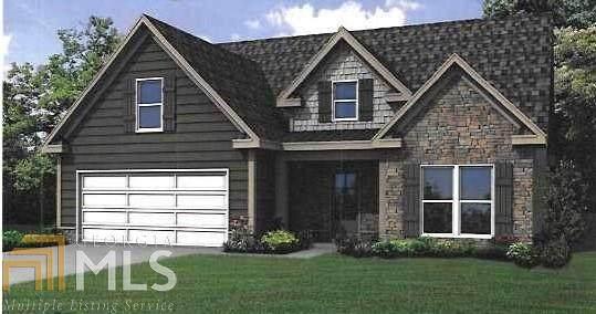 4417 Barefoot Run #49, Gainesville, GA 30506 (MLS #8740302) :: Buffington Real Estate Group