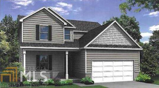 4423 Barefoot Run #50, Gainesville, GA 30506 (MLS #8740425) :: Lakeshore Real Estate Inc.