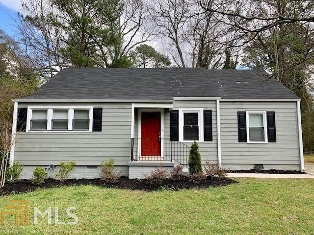 1388 Lockwood Drive Sw, Atlanta, GA 30311 (MLS #8740514) :: The Realty Queen Team