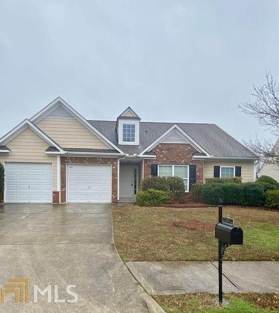 5506 Somer Ridge, Douglasville, GA 30134 (MLS #8740862) :: BHGRE Metro Brokers