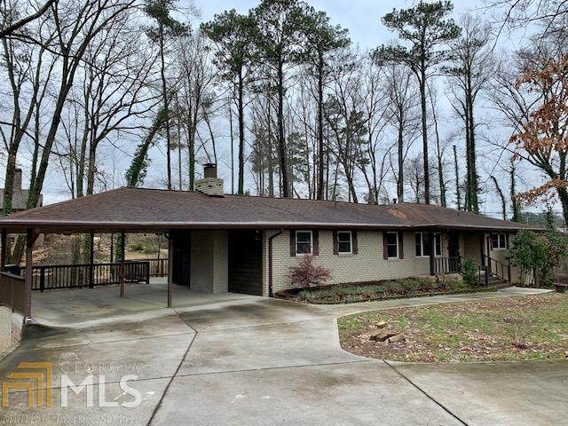 3353 Dogwood Ln, Acworth, GA 30101 (MLS #8740893) :: RE/MAX Eagle Creek Realty