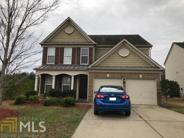 13124 Vista Ln, Covington, GA 30014 (MLS #8741435) :: Tim Stout and Associates