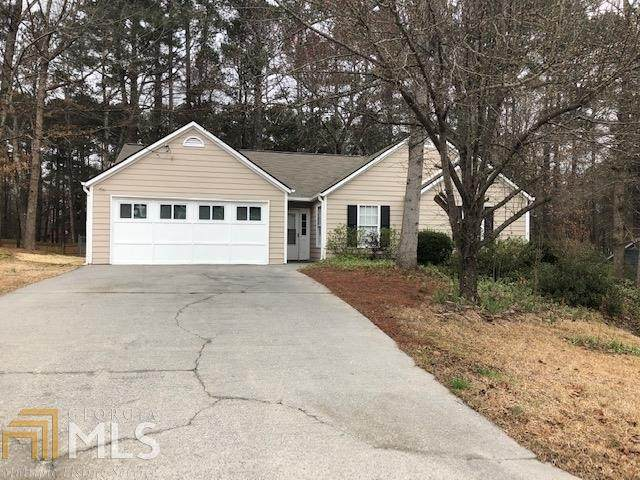 3805 Bayside Passage Nw, Acworth, GA 30101 (MLS #8742574) :: RE/MAX Eagle Creek Realty