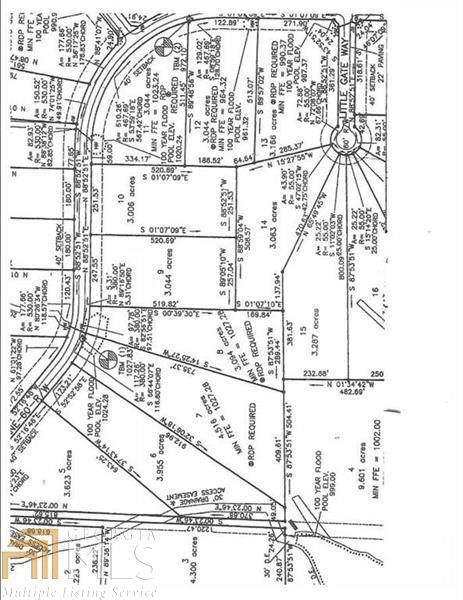 10 Little Gate Way, Kingston, GA 30145 (MLS #8743136) :: Athens Georgia Homes