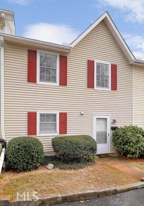 2866 Spring Villa Lane, Smyrna, GA 30080 (MLS #8743203) :: RE/MAX Eagle Creek Realty