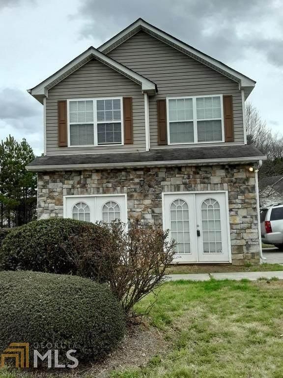 5614 Waverly Park, Atlanta, GA 30349 (MLS #8743551) :: The Heyl Group at Keller Williams