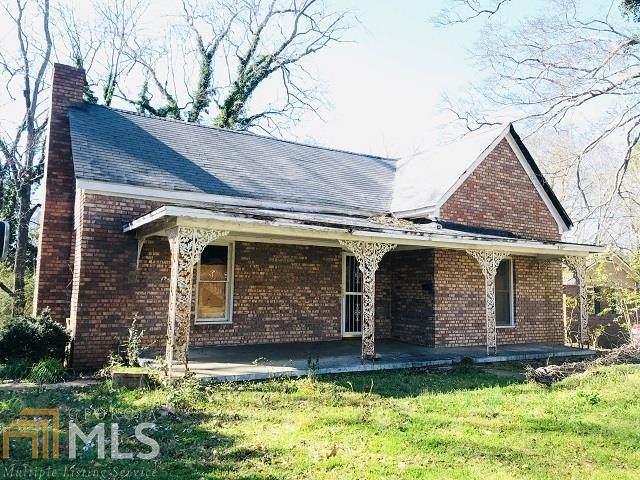 27 Hill St, Newnan, GA 30263 (MLS #8743560) :: Athens Georgia Homes