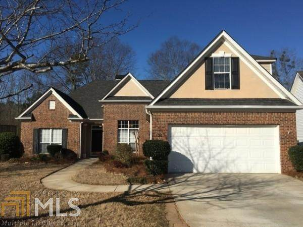 135 Bedford Park Drive, Newnan, GA 30263 (MLS #8744094) :: Tim Stout and Associates