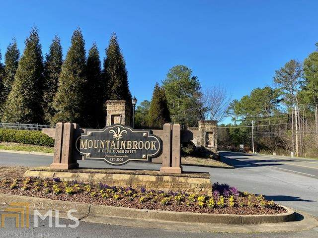 37 Brookside Way, Cartersville, GA 30121 (MLS #8744143) :: The Heyl Group at Keller Williams