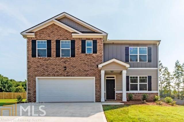 9843 Byrne Dr     Lot 30 Lot 30, Jonesboro, GA 30236 (MLS #8744438) :: Bonds Realty Group Keller Williams Realty - Atlanta Partners