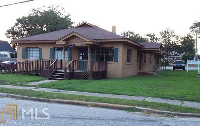 210 Taylor St, Barnesville, GA 30204 (MLS #8746930) :: Athens Georgia Homes