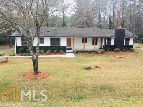 3321 Old Salem Rd Se, Conyers, GA 30013 (MLS #8748806) :: Scott Fine Homes