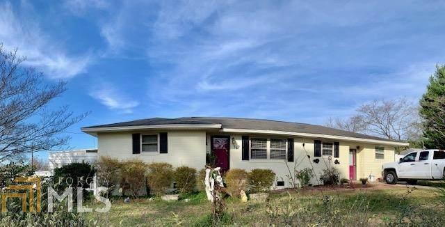 56 W Pine St, McRae-Helena, GA 31055 (MLS #8750956) :: Rettro Group