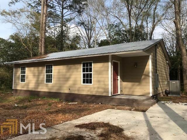 39 Arbor Dr, Hawkinsville, GA 31036 (MLS #8753418) :: Buffington Real Estate Group