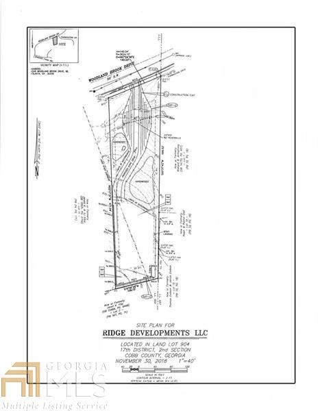 4245 Woodland Brook Dr, Atlanta, GA 30339 (MLS #8756438) :: Buffington Real Estate Group