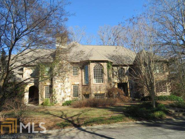 419 Oakmont Pl, Sandy Springs, GA 30327 (MLS #8756690) :: Athens Georgia Homes