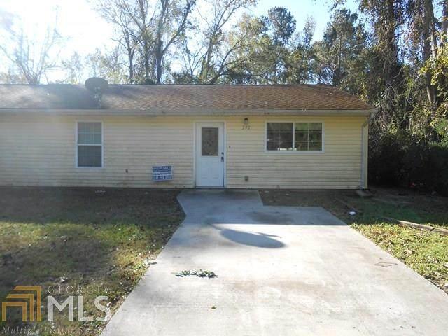 240/242 W Dawson St, Kingsland, GA 31548 (MLS #8759352) :: Rettro Group