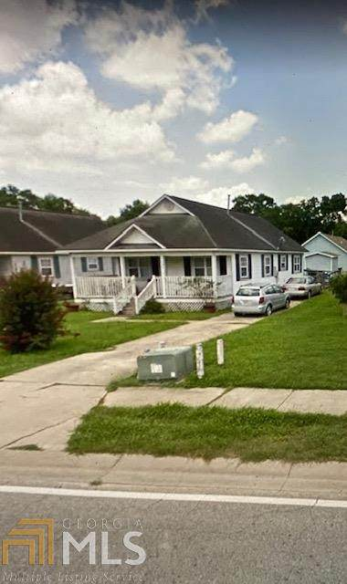 327 Proctor St #04, Statesboro, GA 30458 (MLS #8759771) :: Buffington Real Estate Group